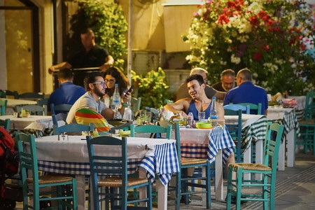 Trying Cyprus' local cuisine at a tavern is something you must experience