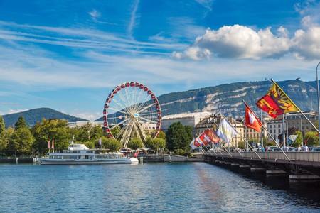 Geneva is Switzerland's second-largest city