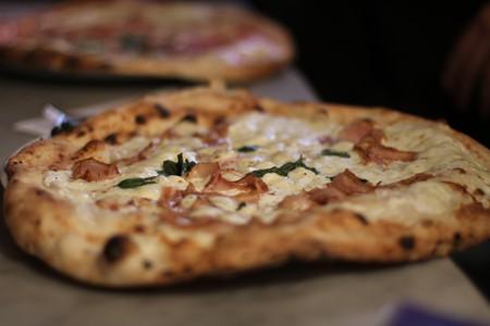 Neopolitan style pizza by Gino Sorbillo