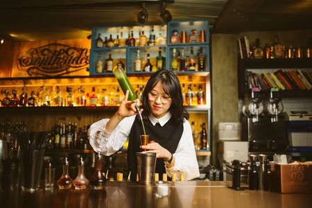 If a good cocktail is what you seek, Seoul has got a bar for you | © Southside Parlor