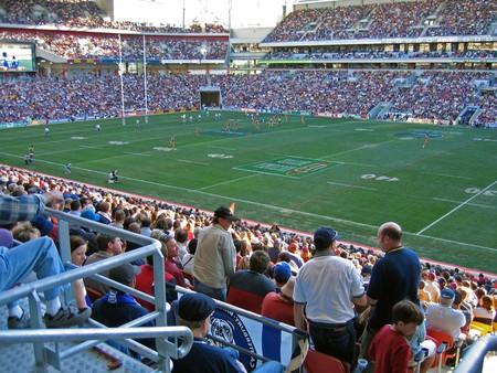Suncorp Stadium © jimmyharris / Wikimedia Commons