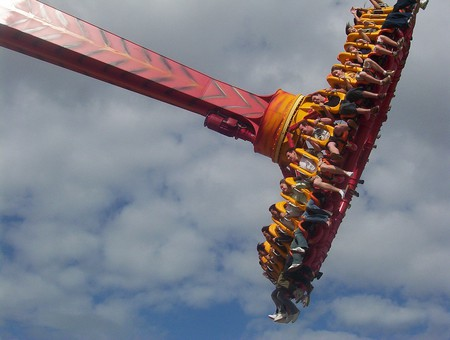 The Claw at Dreamworld © Holiday Point / Flickr