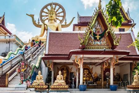 Big Buddha   MILAIMAGES/Pixabay
