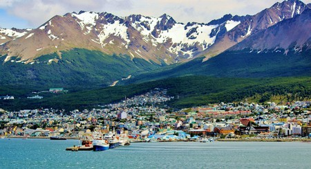 Beautiful Ushuaia, a great place for the family