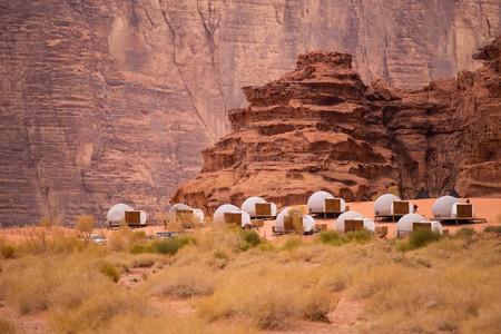 Glamping at Wadi Rum Luxury Night Camp