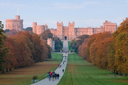 Windsor Castle is where the couple will tie the knot