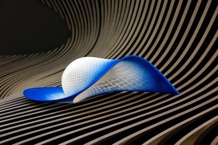 Zaha Hadid Architects' H-Line Hat