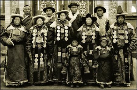 Yugur Family 1944