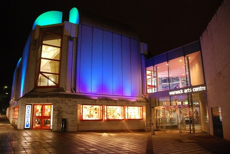 Live music, a cinema, and an art gallery are just some of the attractions on offer here