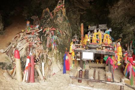 Phra Nang Shrine