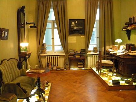 A room in the Bulgakov museum | © Tothkaroj/Wikimedia Commons