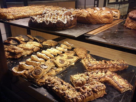 The Danish pastry is popular all over the world