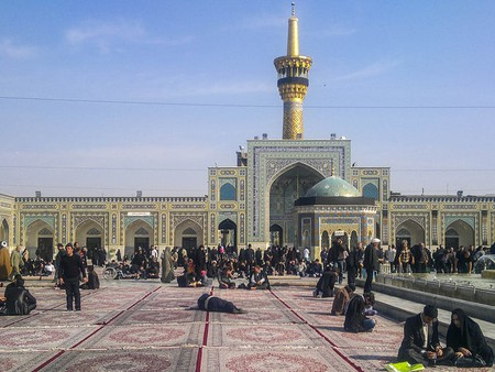 Haram-e Razavi shrine complex