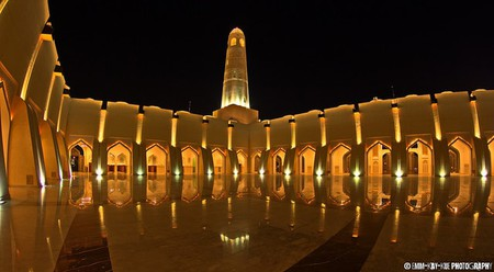 State Grand Mosque in Doha