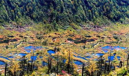 Gaoligong Mountain Wetlands