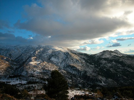 Spain's Sierra Nevada natural park
