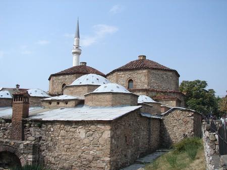 The old Turkish baths of Prizren