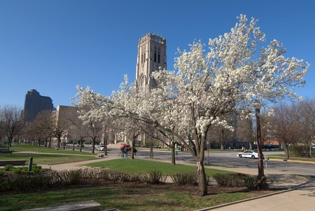 Indianapolis has beautiful parks and a low cost of living