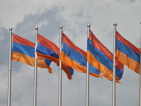 Flags of Armenia