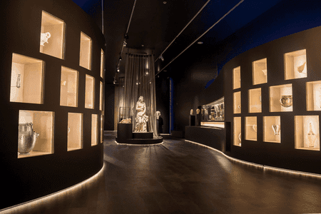 'The Countless Aspects of Beauty' exhibition at the National Archaeological Museum of Athens