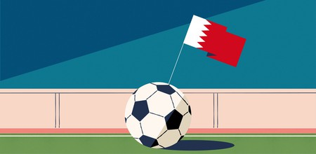 World Cup fever in Bahrain