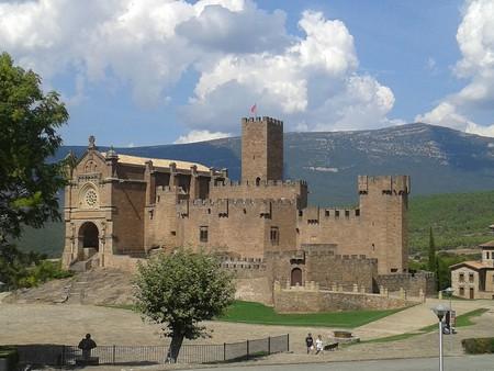 Javier Castle, Navarra, Spain