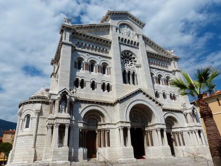Monaco's cathedral