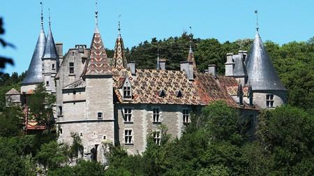 The Château de La Rochepot