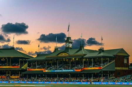 Cricket at the Sydney Cricket Ground