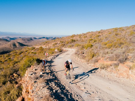 Cross Cape Cycle Route