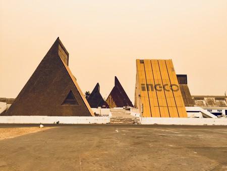 The CICES building in Dakar, Senegal