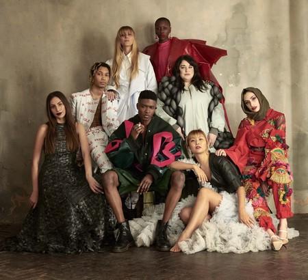 Graduate Fashion Week designer showcases 2018