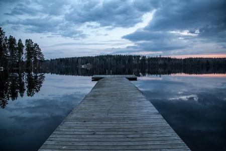 Lake in Finland, the perfect getaway