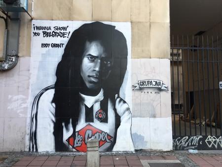 Eddy Grant, Belgrade, Serbia