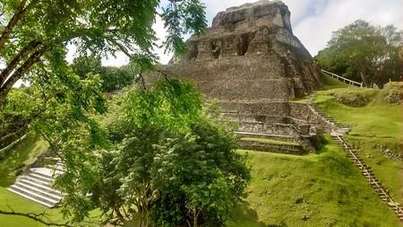 El Castillo, Xunantunich