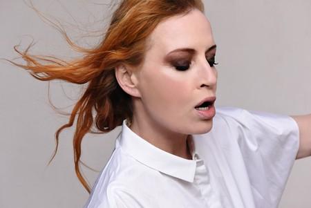 Make-up artist and businesswoman Ellis Faas