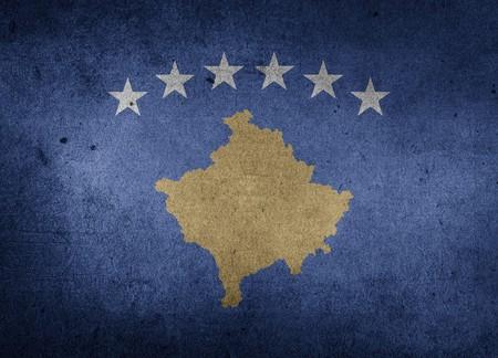 Kosovo's flag