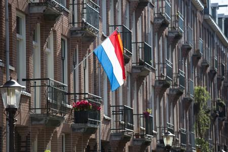 The Dutch flag