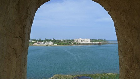 View from Fort Jesus