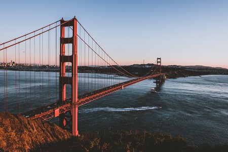Under the proposal, San Francisco would become part of the new Northern California state.