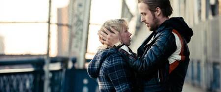 "Michelle Williams and Ryan Gosling in ""Blue Valentine"""