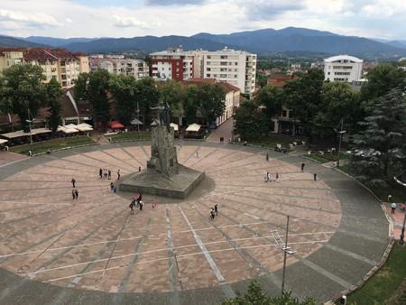 One of the largest sundials in Europe awaits in Kraljevo