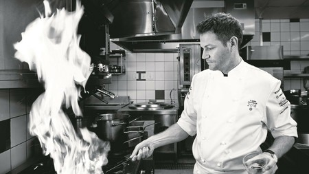 Jan Hendrik van der Westhuizen, South Africa's first Michelin-starred chef