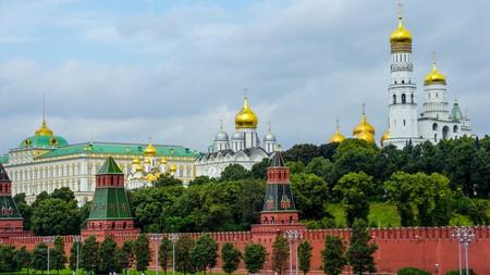The Moscow Kremlin | © Pixabay