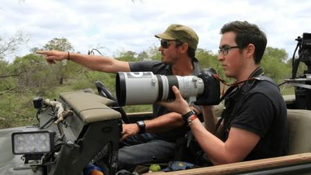 Nadav in the bushveld