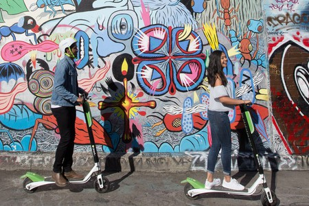 Lime Electric Scooters are on the streets of several cities