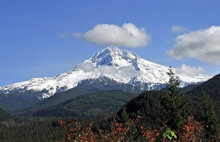 Oregon's Mount Hood