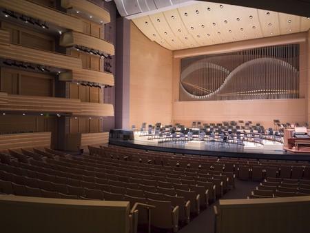 Overture Hall