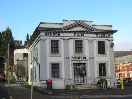 The Oregon Film Museum in Astoria