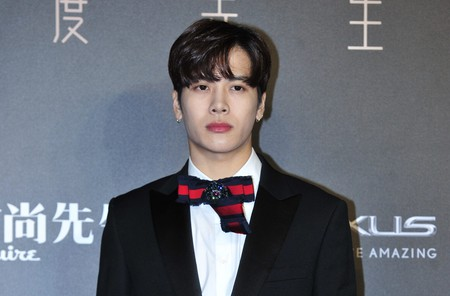 Jackson Wang trained as a K-pop singer